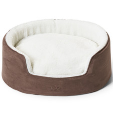 Mocha Buddy Pet Bed