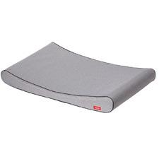 Grey Snooza Ortho Pet Lounge Cushion