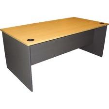 180cm Open Desk