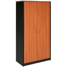 Stationary Cupboard Full Door Storage Cabinet