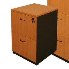 Logan Two-Door Filing Cabinet