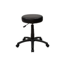 Gas Lift Stool in Black