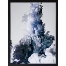Billow Framed Print