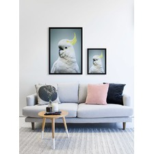 Buddy Bird Framed Print