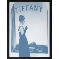 Dusk Tiffany Framed Print