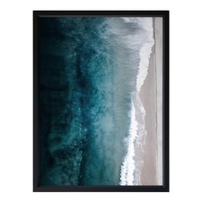 Beyond the Sea Framed Print