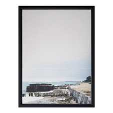 Oyster Bay Framed Print