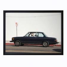 Runaway Rhonda Framed Print