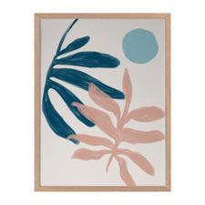 Zamia Framed Printed Wall Art