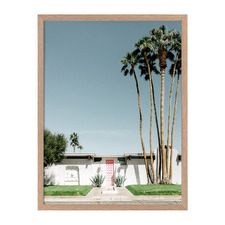 Sunrise Vista Framed Printed Wall Art