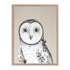 Owl Always Love You Framed Printed Wall Art