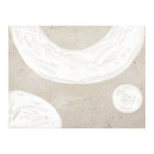 Blanc Spaces II Canvas Wall Art