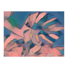 Rose Coloured Glasses II Canvas Wall Art