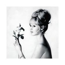 Brigitte Canvas Wall Art