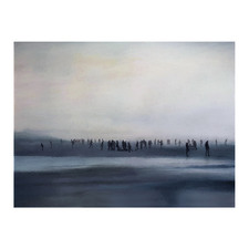 Sound Of Silence Canvas Wall Art