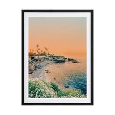 La Jolla Framed Printed Wall Art