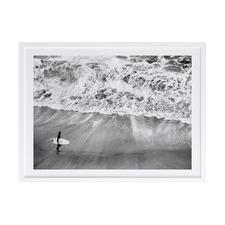 Bells Beach II Framed Printed Wall Art