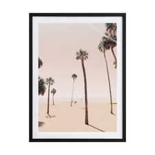 Stand Tall Framed Printed Wall Art