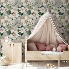 Natural Magnolia Major Peel & Stick Wallpaper