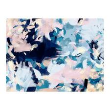 Spring Ocean Canvas Wall Art
