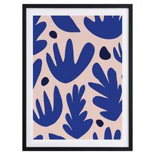 Bluebell Framed Printed Wall Art
