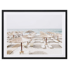 Out Of Office Framed Printed Wall Art