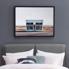 Prada Framed Printed Wall Art