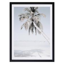 Beach Please Framed Printed Wall Art