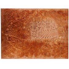 Copper Shimmer Placemat (Set of 6)