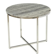 Franklyn Marble Side Table