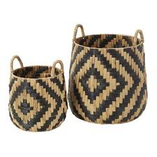 2 Piece Ho Chi Baskets