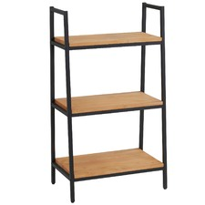 Jean 3 Shelf Display Ladder