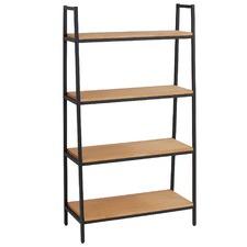 Jean 4 Shelf Display Ladder