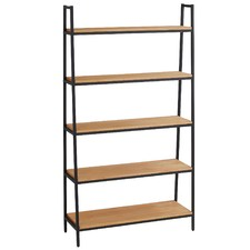 Jean 5 Shelf Display Ladder