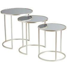3 Piece Emmerson Nesting Side Table Set