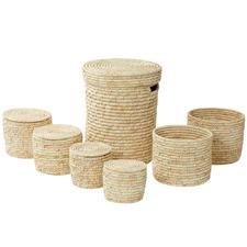 7 Piece Bolla Hamper Baskets Set