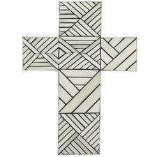 Nila Resin Cross Wall Decor (Set of 2)