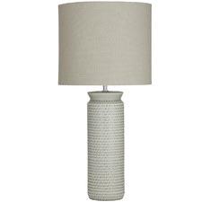 Husk Ceramic Table Lamps (Set of 2)