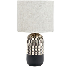 Black River Ceramic Table Lamps (Set of 2)