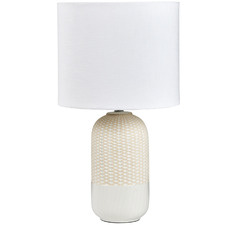 White River Ceramic Table Lamps (Set of 2)