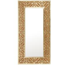 Williams Wooden Wall Mirror
