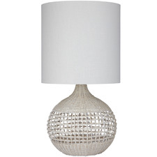 Noosa Rattan Table Lamps (Set of 2)