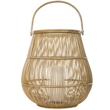 Tropez Wooden Lanterns (Set of 2)