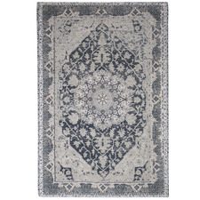 Grey Aubusson Rug