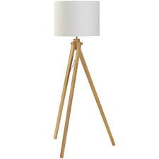 Helsinki Wooden Floor Lamp
