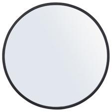 Aviana Round Metal Wall Mirror