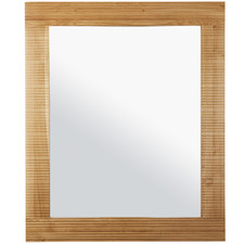 Griffin Solid Oak Wall Mirror