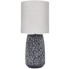 Primrose Cement Table Lamps (Set of 2)