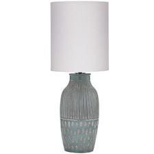 Sage & Stone Bodil Ceramic Table Lamp