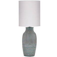 Sage & Stone Bodil Ceramic Table Lamps (Set of 2)